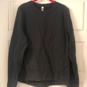 Lululemon Crew Neck Sweatshirt